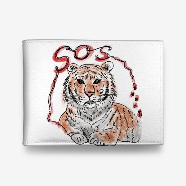 Кошелек «Амурский тигр»