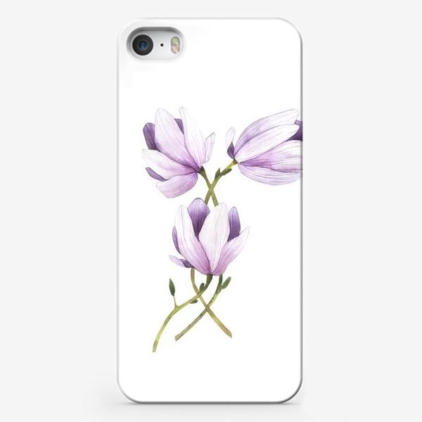 Чехол iPhone «розовая нежность»
