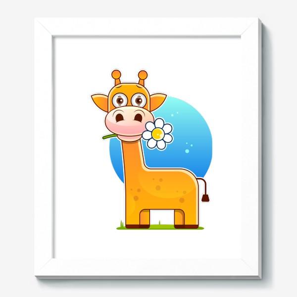 Картина «giraffe »