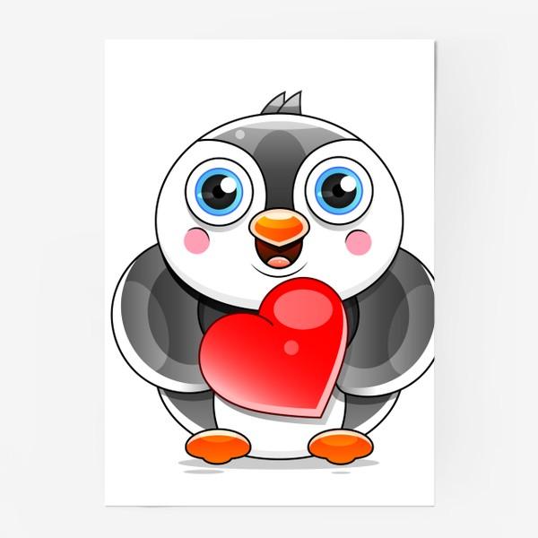 Постер «Penguin »