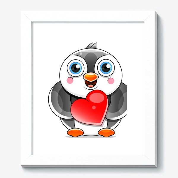 Картина «Penguin »