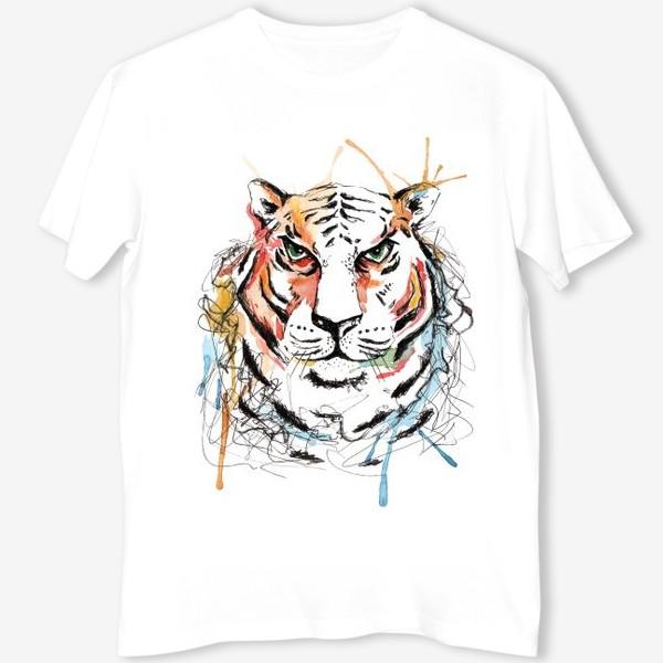 Футболка «Тигр 2021»