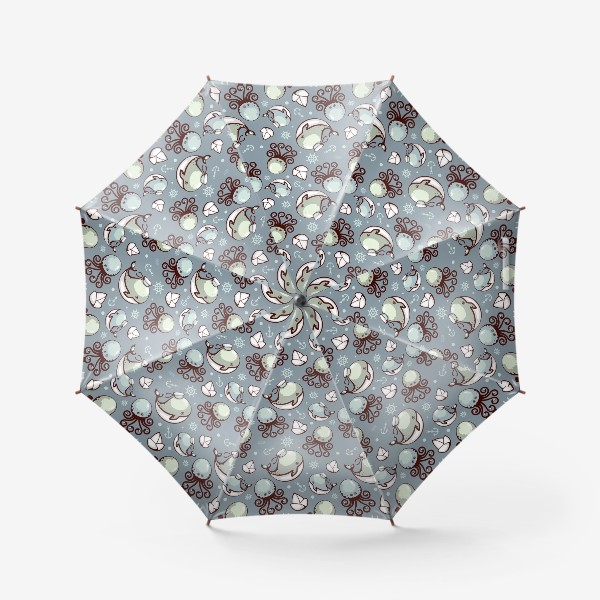 Зонт «Sea pattern»