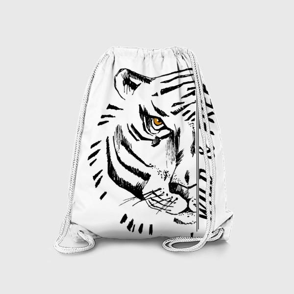 Рюкзак «Тигр Wild and free»