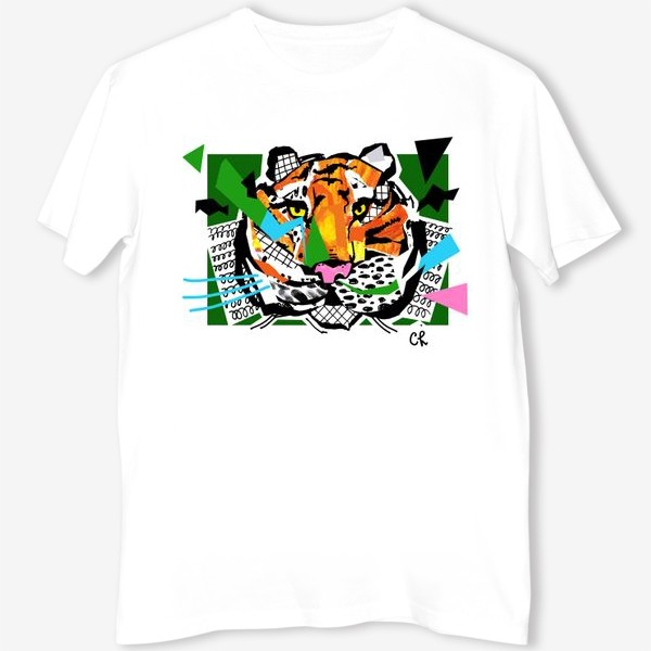 Футболка «Амурский тигра»