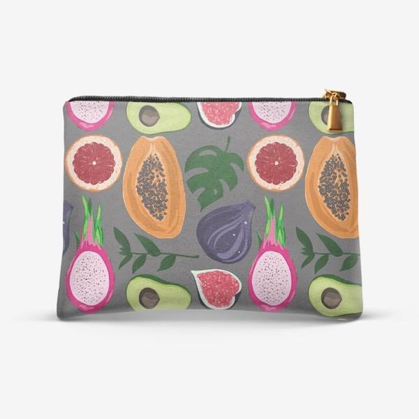 Косметичка «Сочные фрукты»