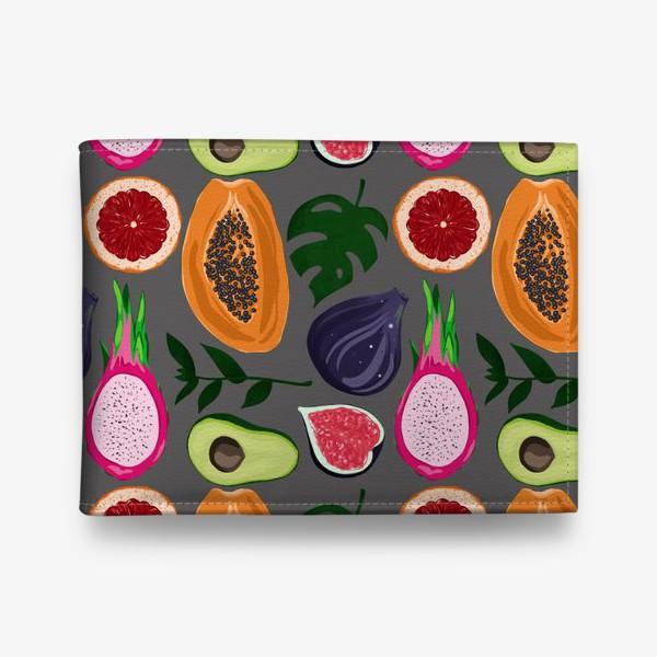 Кошелек «Сочные фрукты»