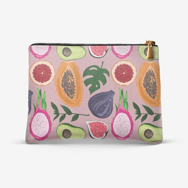 Косметичка «Тропические фрукты»
