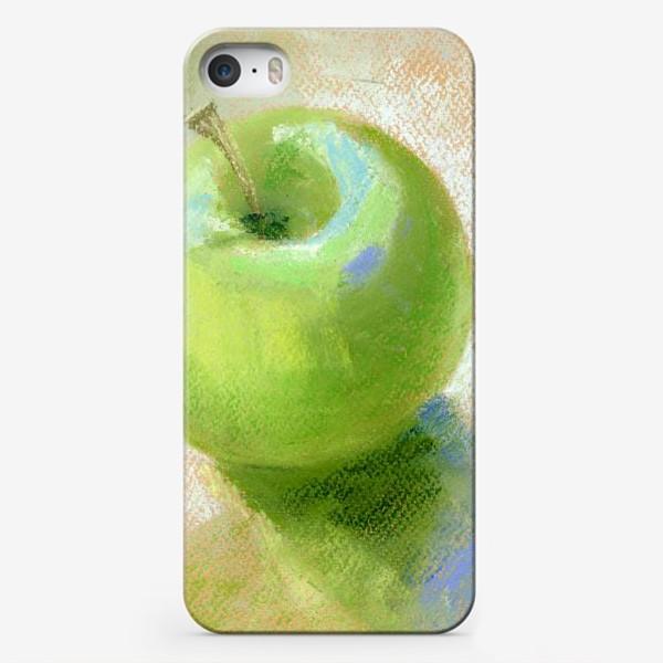Чехол iPhone «Яблоко зеленое Гренни смит»