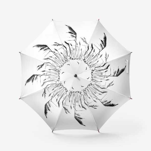 Зонт «Травы»