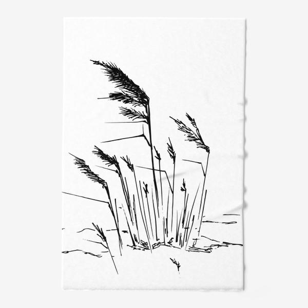 Полотенце «Травы»
