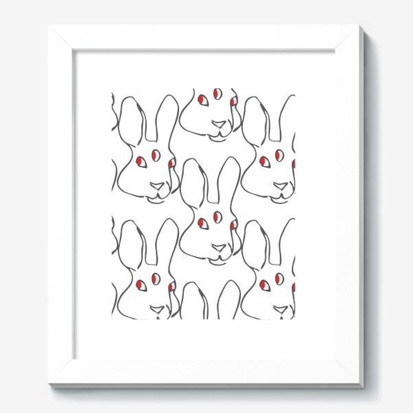 Картина «Адский кролик»