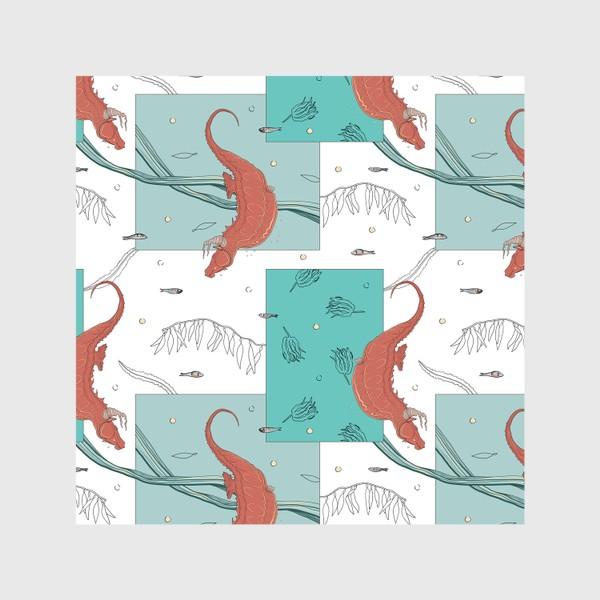Шторы «Seahorses1»