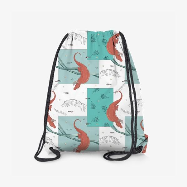 Рюкзак «Seahorses1»