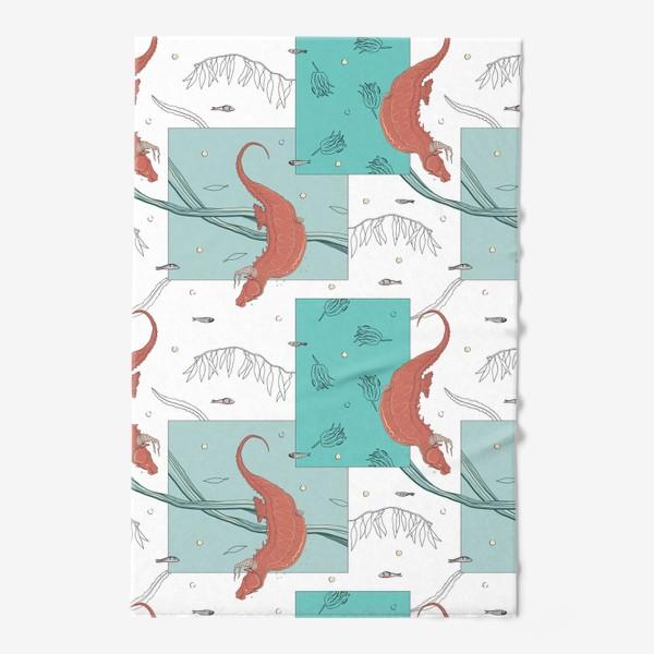 Полотенце «Seahorses1»