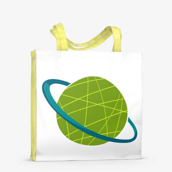 Сумка-шоппер «Сатурн»