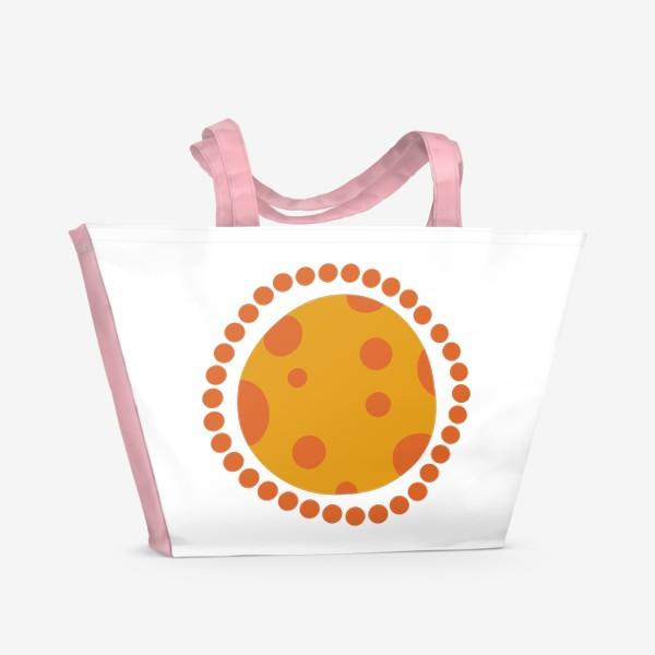 Пляжная сумка «Марс»