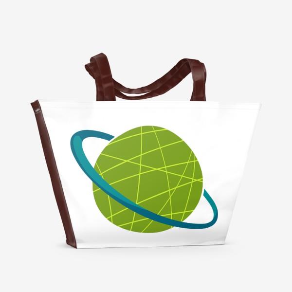 Пляжная сумка «Сатурн»