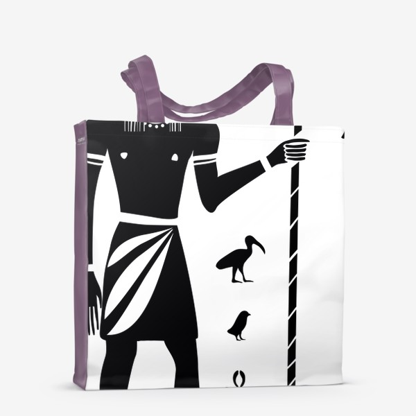 Сумка-шоппер «Бог Тот. Древний Египет.»