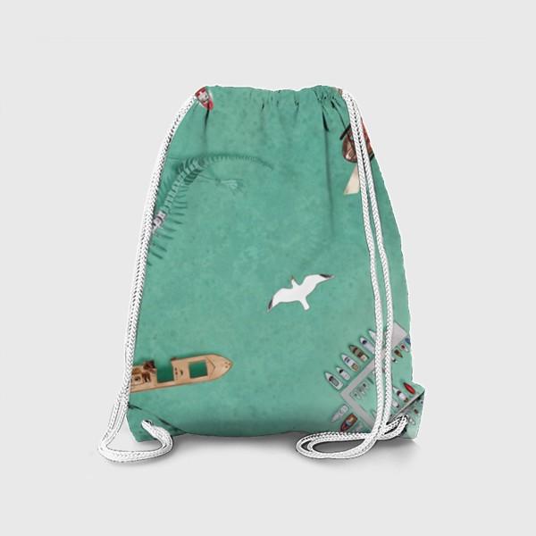 Рюкзак «Морские приключения»