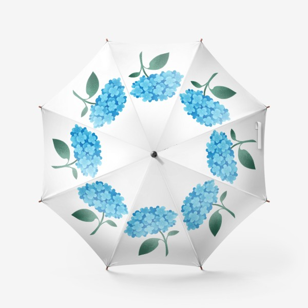 Зонт «Цветок плюмбаго»
