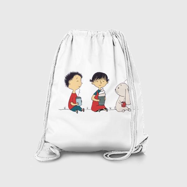 Рюкзак «Зайка»