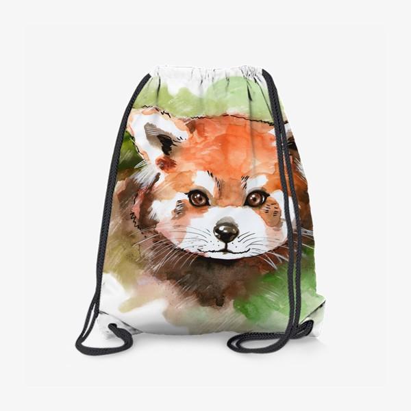 Рюкзак «Красная панда»