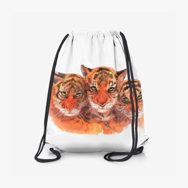 Рюкзак «Тигрята»