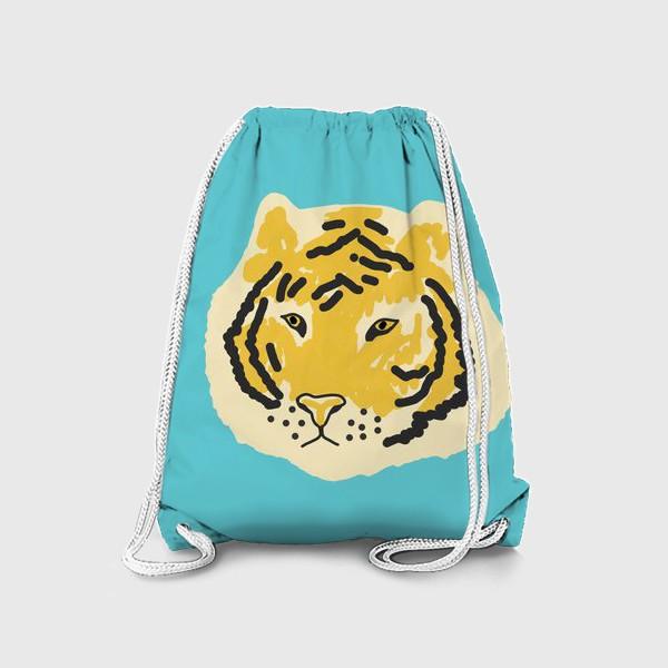 Рюкзак «тигр »