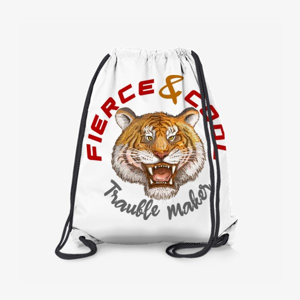 Рюкзак « Тигр Tiger»