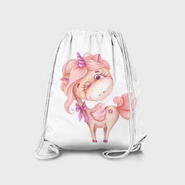 Рюкзак «Розовая Единорожка»