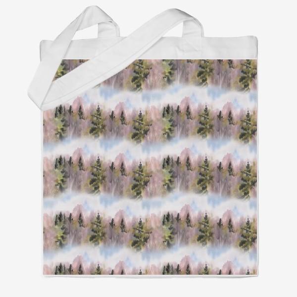 Сумка хб «Весенний лес»