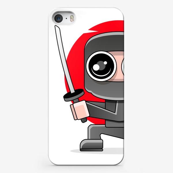 Чехол iPhone «Ninja »