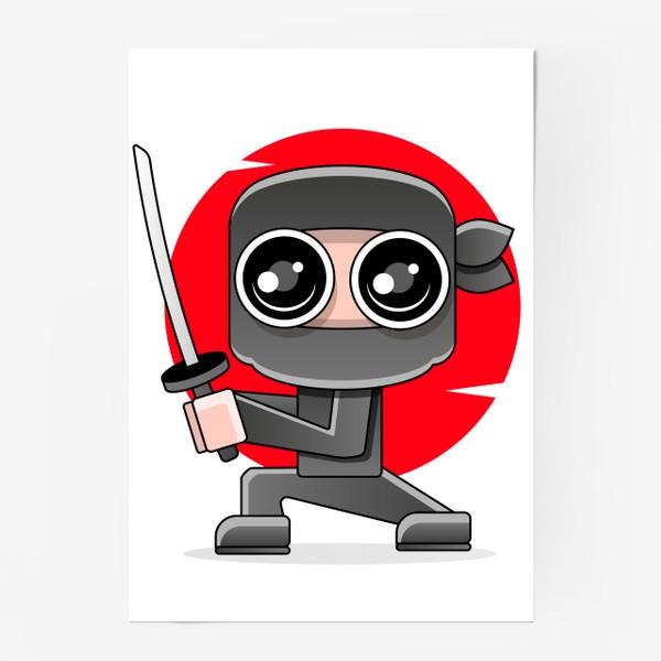 Постер «Ninja »