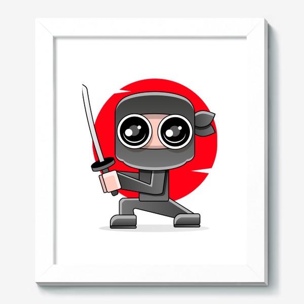 Картина «Ninja »