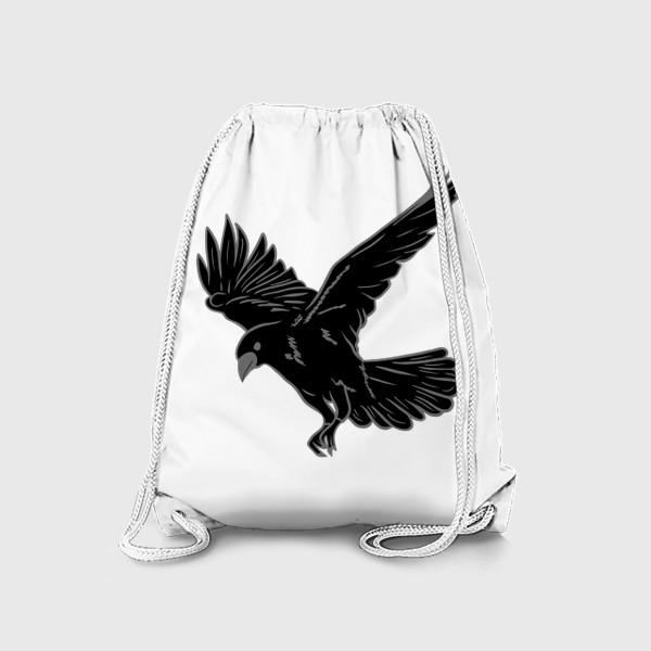 Рюкзак «Черная ворона»