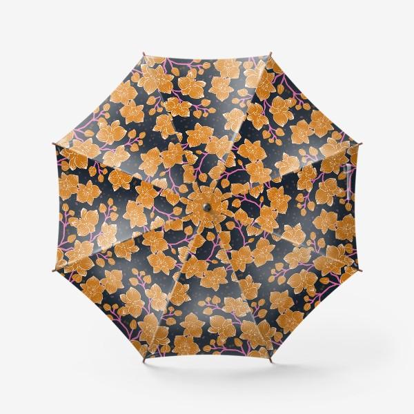Зонт «Орхидея»
