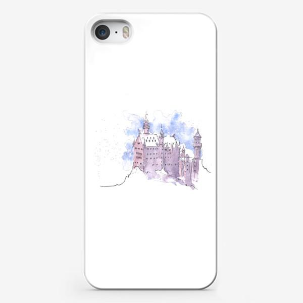 Чехол iPhone «Нойшванштайн Замок»