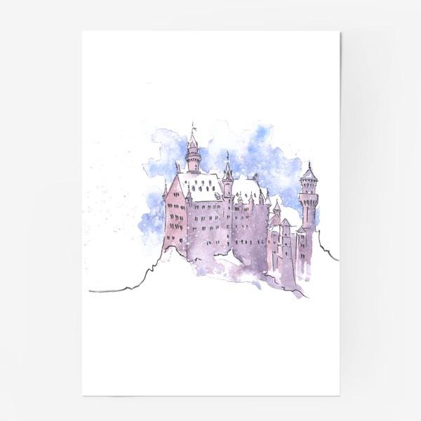 Постер «Нойшванштайн Замок»