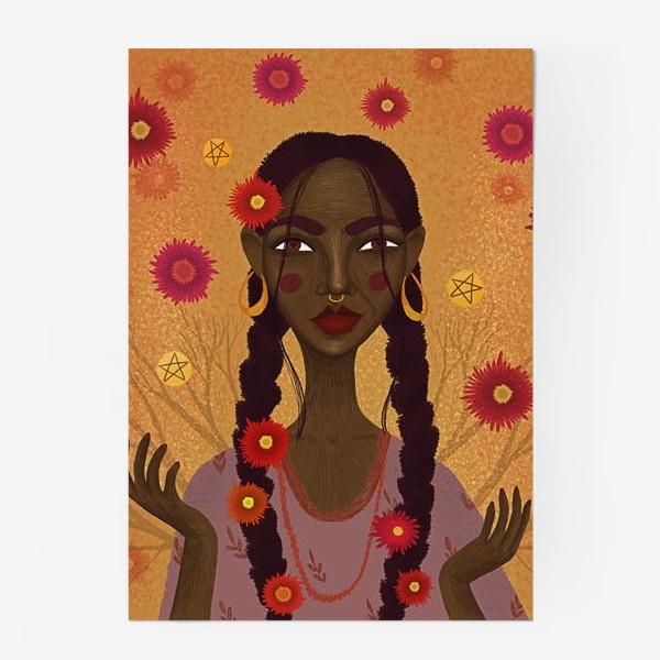 Постер «Королева Монет/Королева Осени»