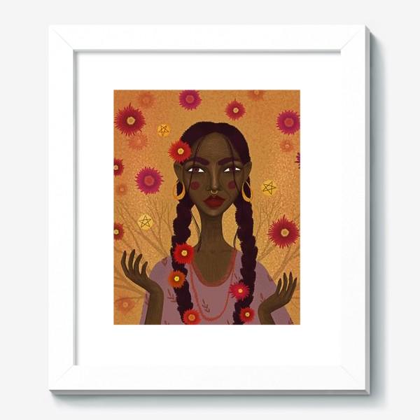 Картина «Королева Монет/Королева Осени»