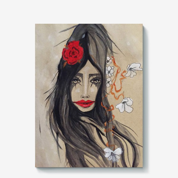Холст «Pretty Lora»