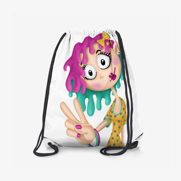 Рюкзак «Hi!»