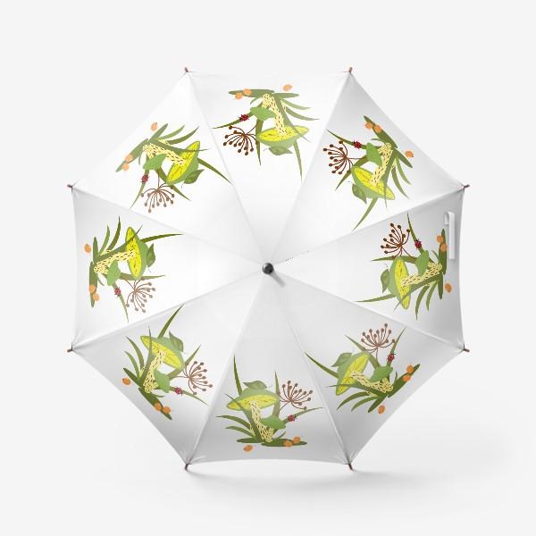 Зонт «Лесные грибы»