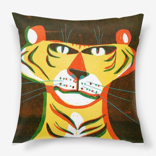 Подушка «Тигр-Тигр»