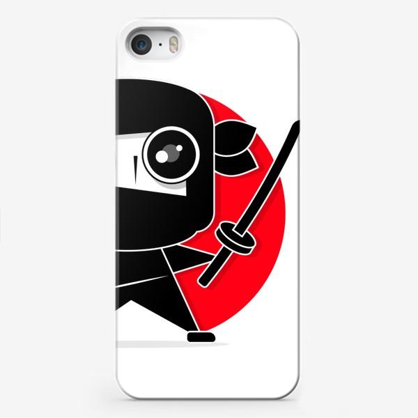 Чехол iPhone «Ninja»