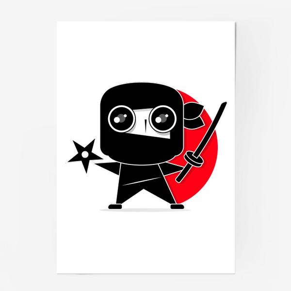 Постер «Ninja»