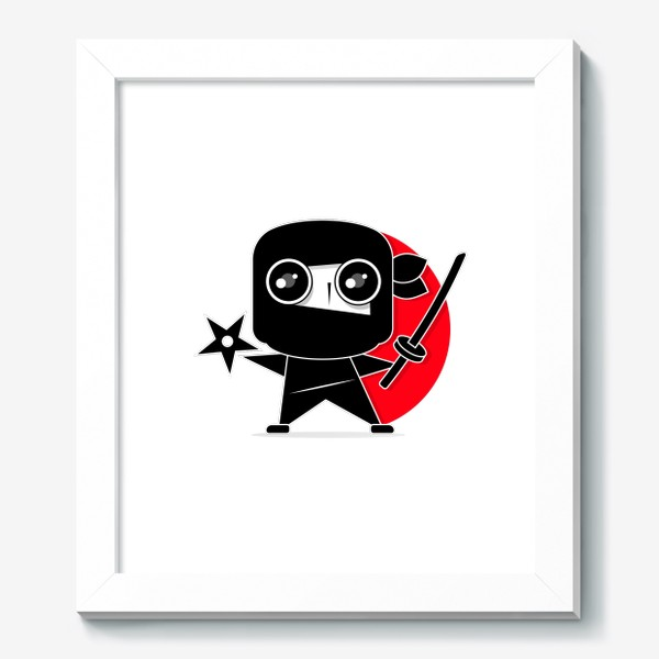 Картина «Ninja»
