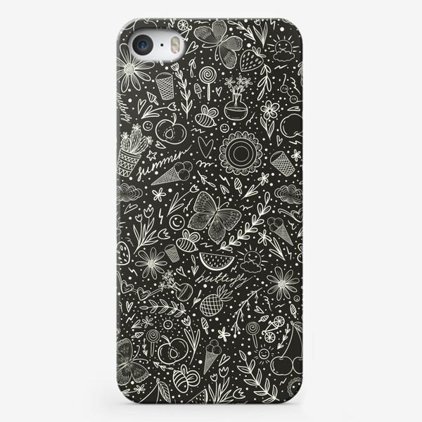 Чехол iPhone «Время лета»