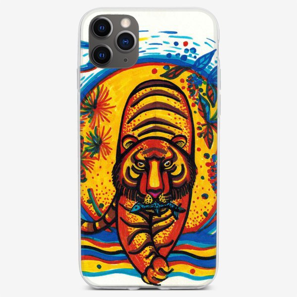Чехол iPhone «рыболов»